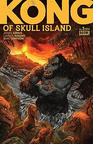 Kong of Skull Island No.3