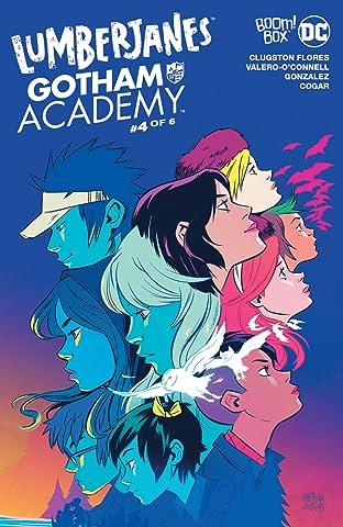 Lumberjanes/Gotham Academy No.4 (sur 6)