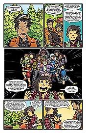 Lumberjanes/Gotham Academy #4 (of 6)