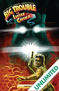 Big Trouble in Little China Vol. 4