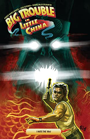 Big Trouble in Little China Tome 4