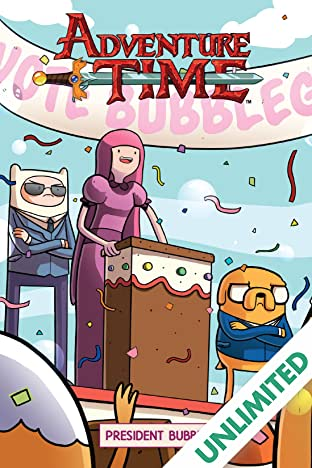 Adventure Time Vol. 7: President Bubblegum