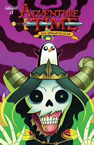 Adventure Time 2016 Spoooktacular No.1