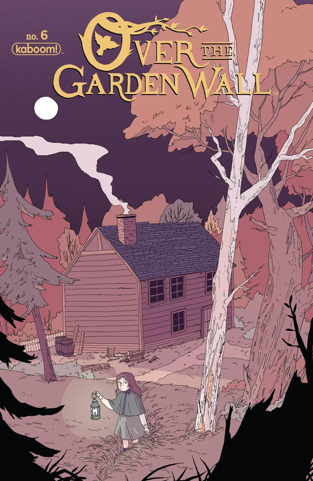 Over The Garden Wall (2016-) #6