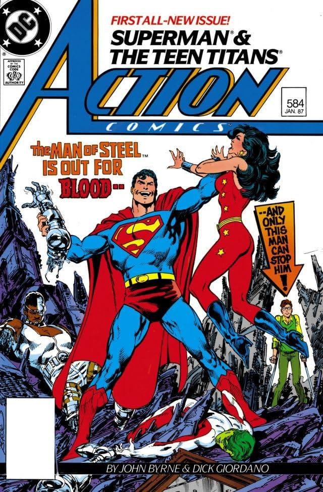 Action Comics (1938-2011) #584