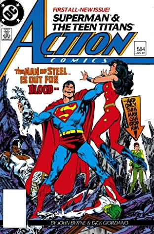 Action Comics (1938-2011) No.584