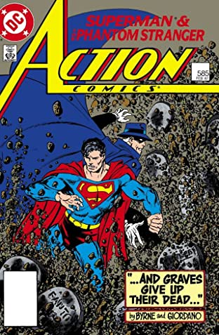 Action Comics (1938-2011) No.585