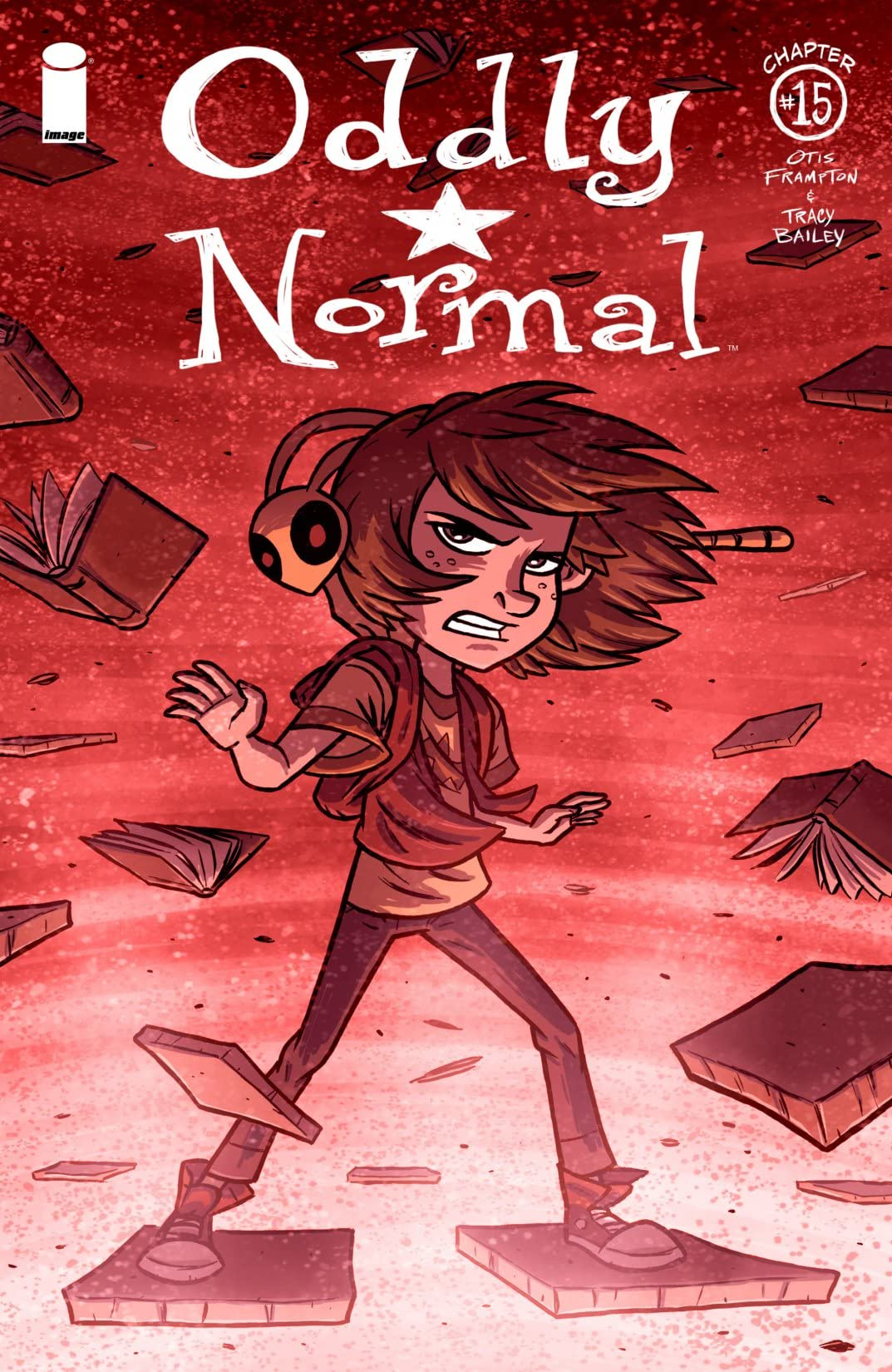 Oddly Normal #15