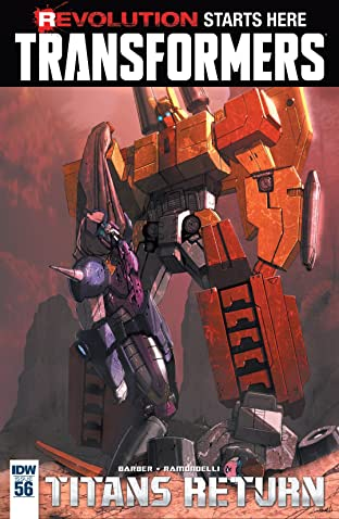 Transformers (2011-) #56