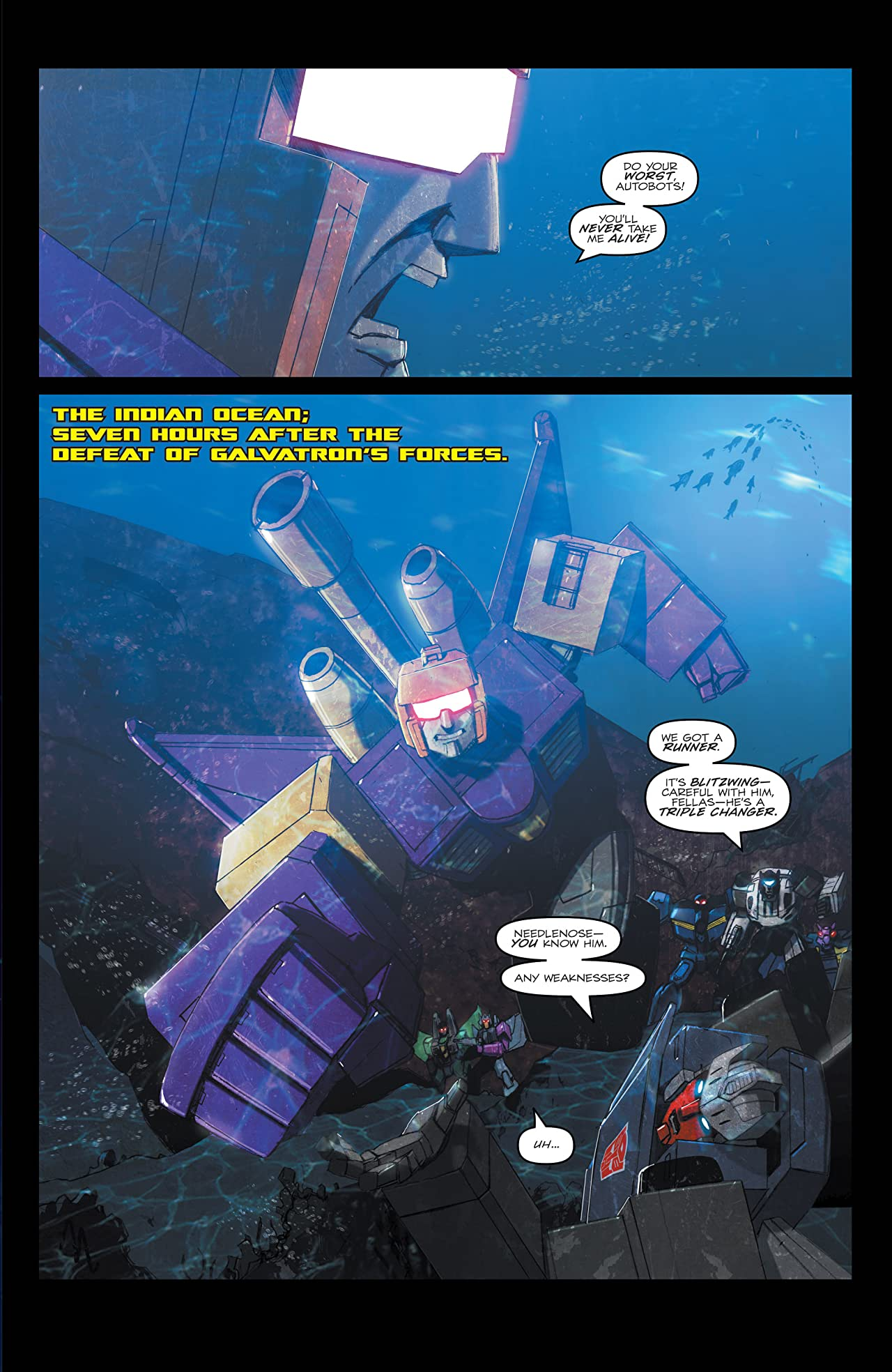 Transformers (2011-2016) #56