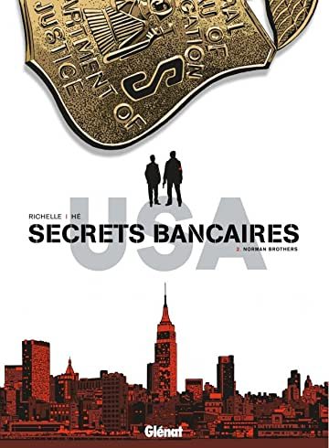 Secrets bancaires USA Vol. 2: Norman Brothers