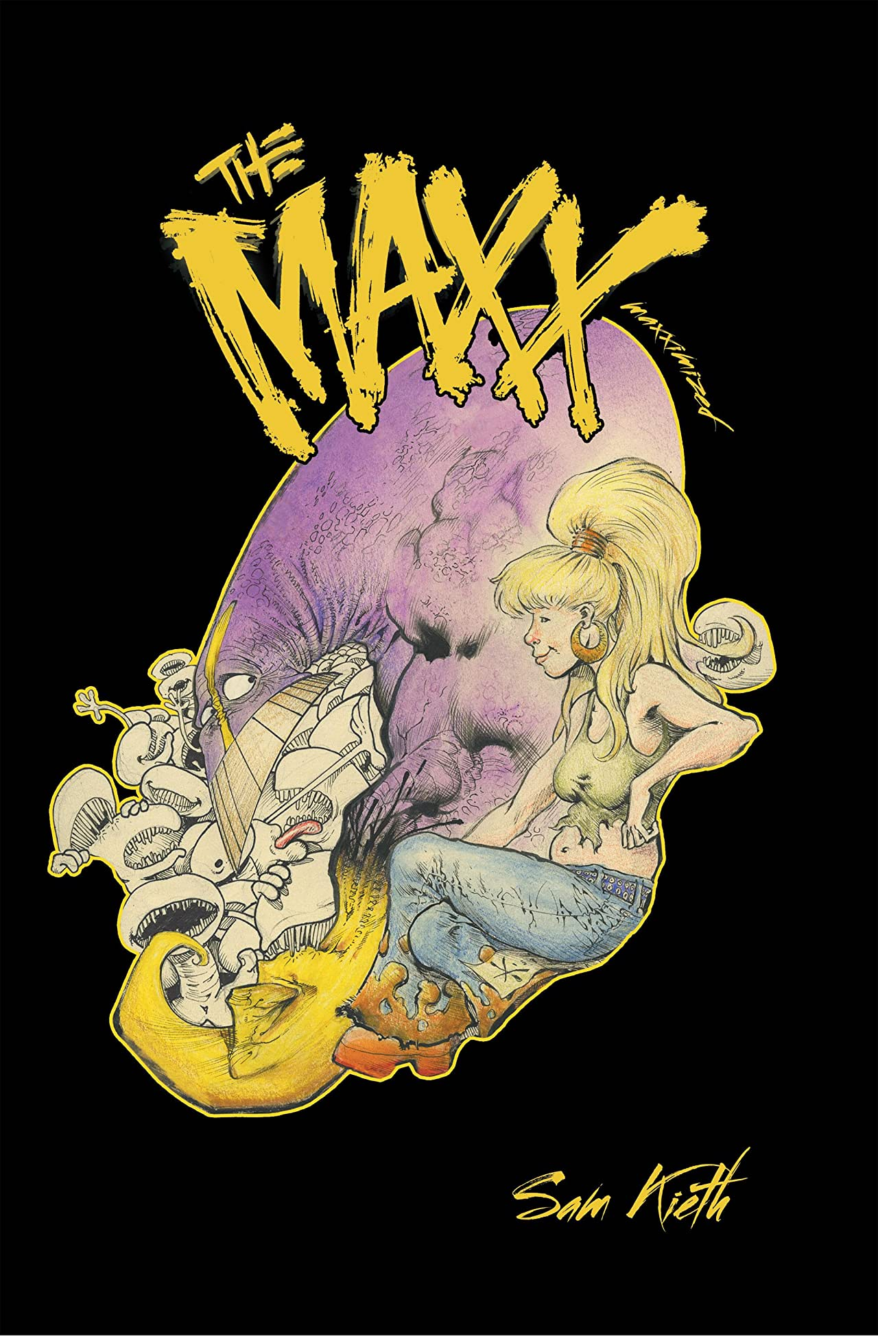 The Maxx: Maxximized Vol. 6