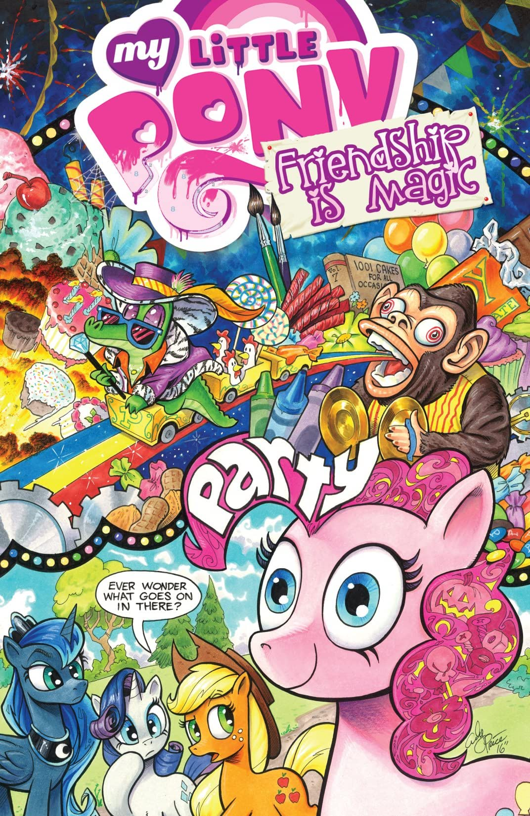 My Little Pony: Friendship is Magic Tome 10