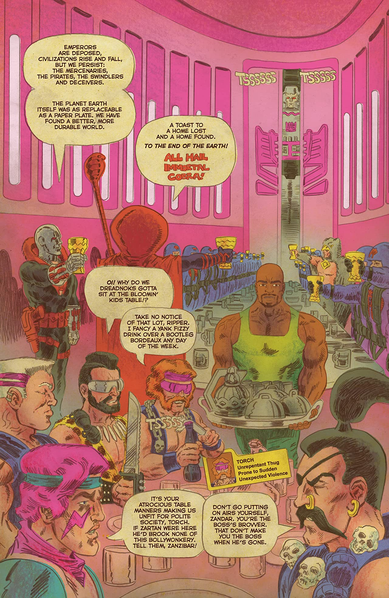 Transformers vs. G.I. Joe Vol. 3