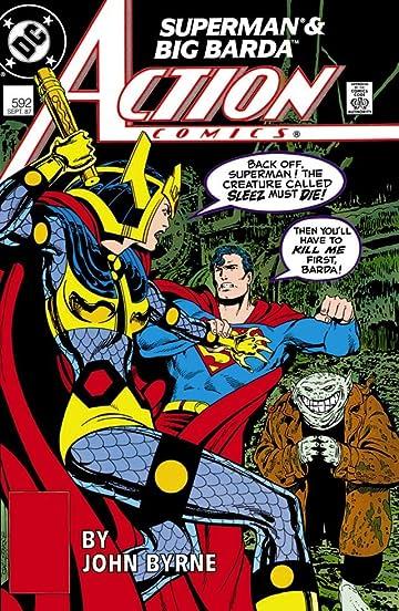 Action Comics (1938-2011) #592