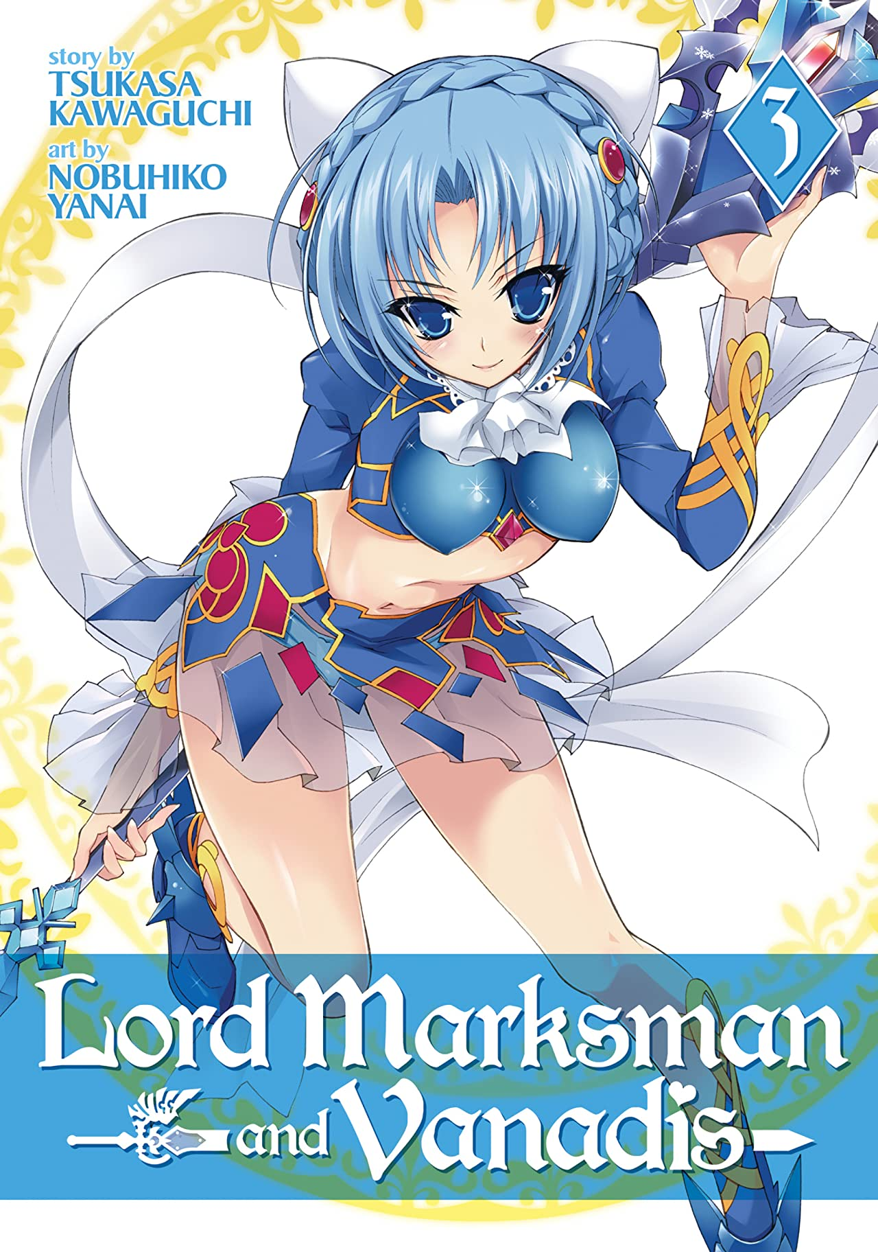 Lord Marksman and Vanadis Vol. 3