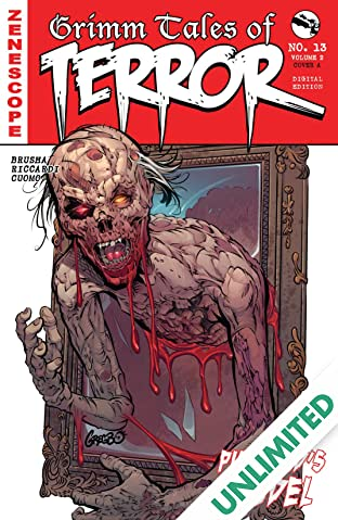 Grimm Tales of Terror Vol. 2 #13