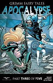 Grimm Fairy Tales: Apocalypse #3 (of 5)