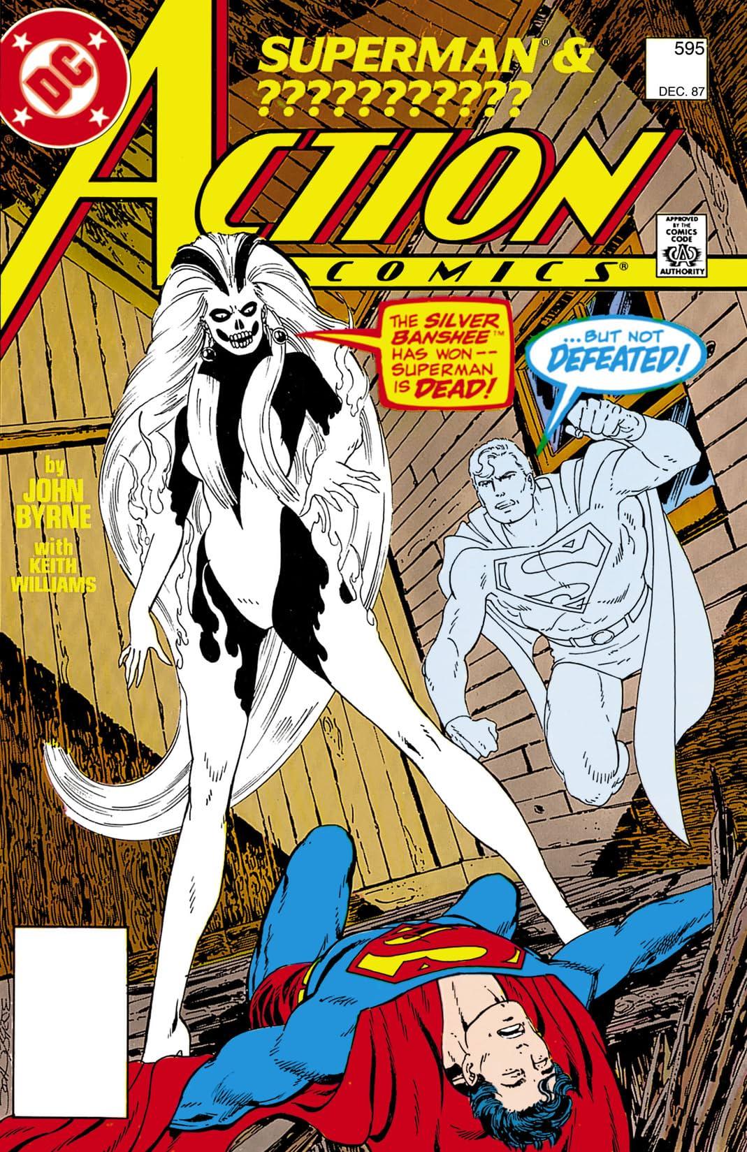 Action Comics (1938-2011) #595