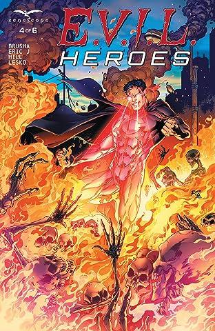 E.V.I.L. Heroes No.4 (sur 6)