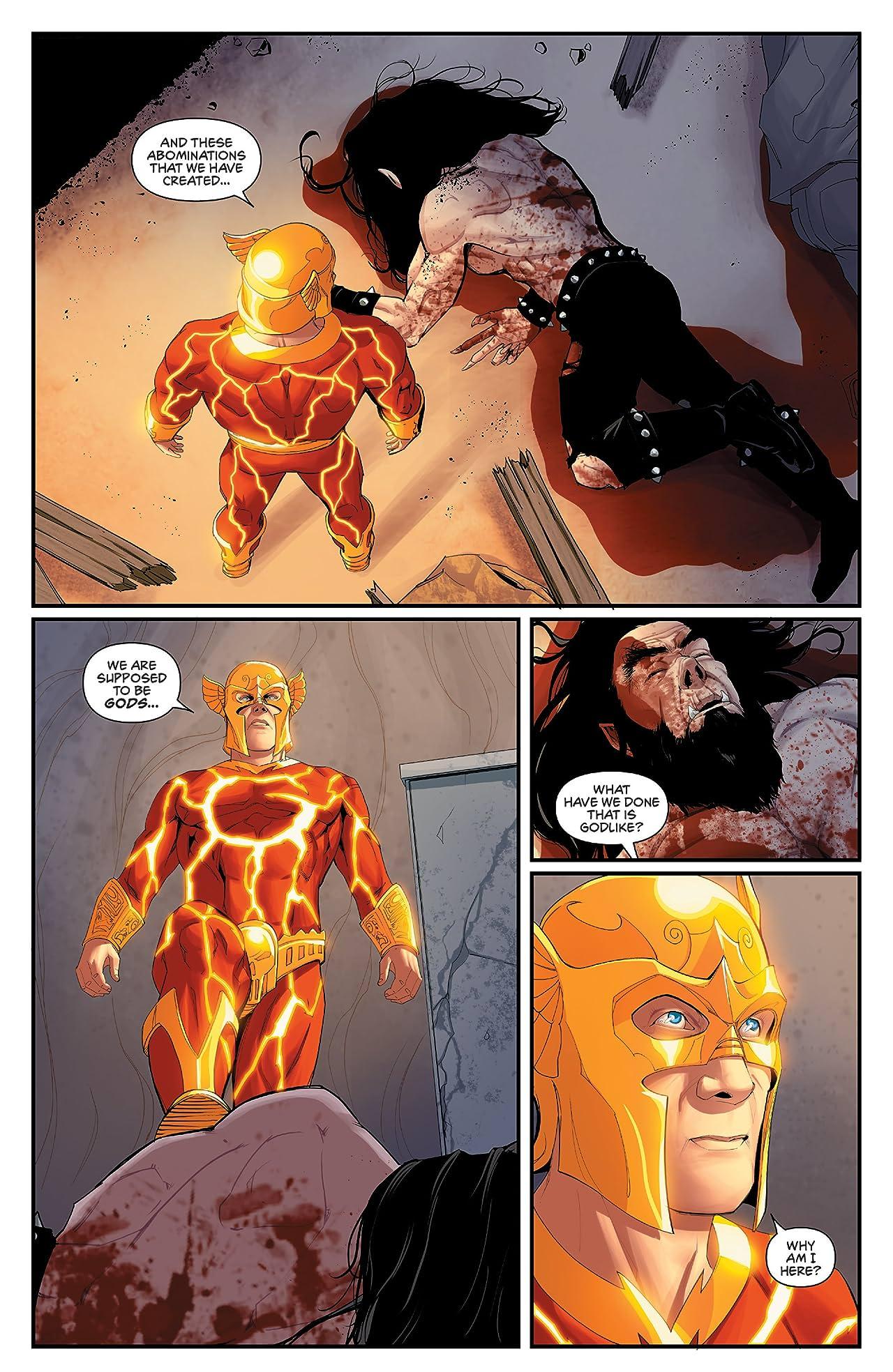E.V.I.L. Heroes #4 (of 6)