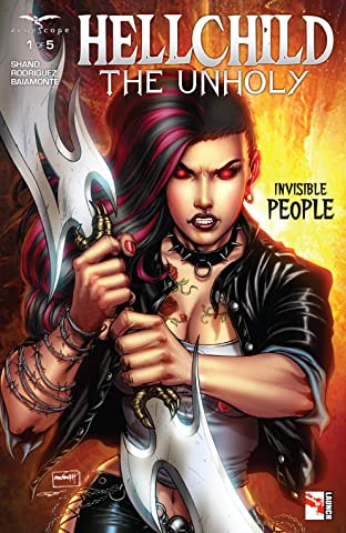 Hellchild: The Unholy #1