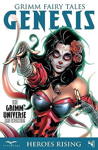 Grimm Fairy Tales Genesis: Heroes Rising