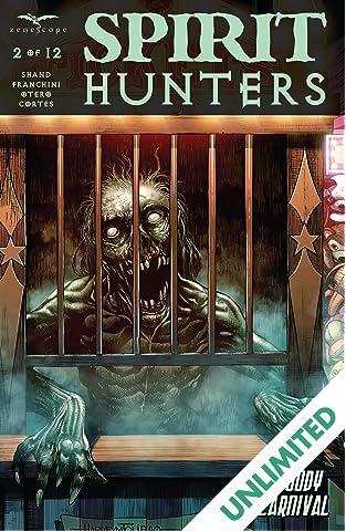 Spirit Hunters #2 (of 12)