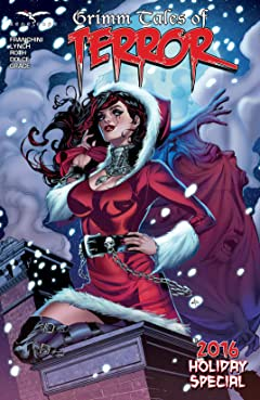 Grimm Tales of Terror: Holiday Special 2016