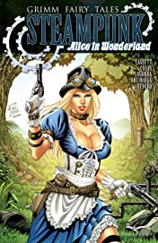 Steampunk: Alice in Wonderland #1