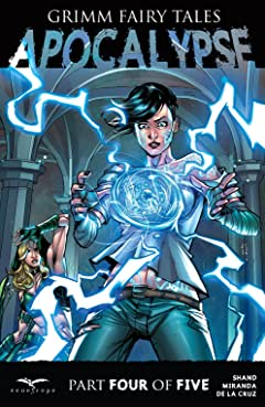 Grimm Fairy Tales: Apocalypse #4 (of 5)