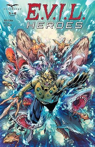 E.V.I.L. Heroes No.5 (sur 6)