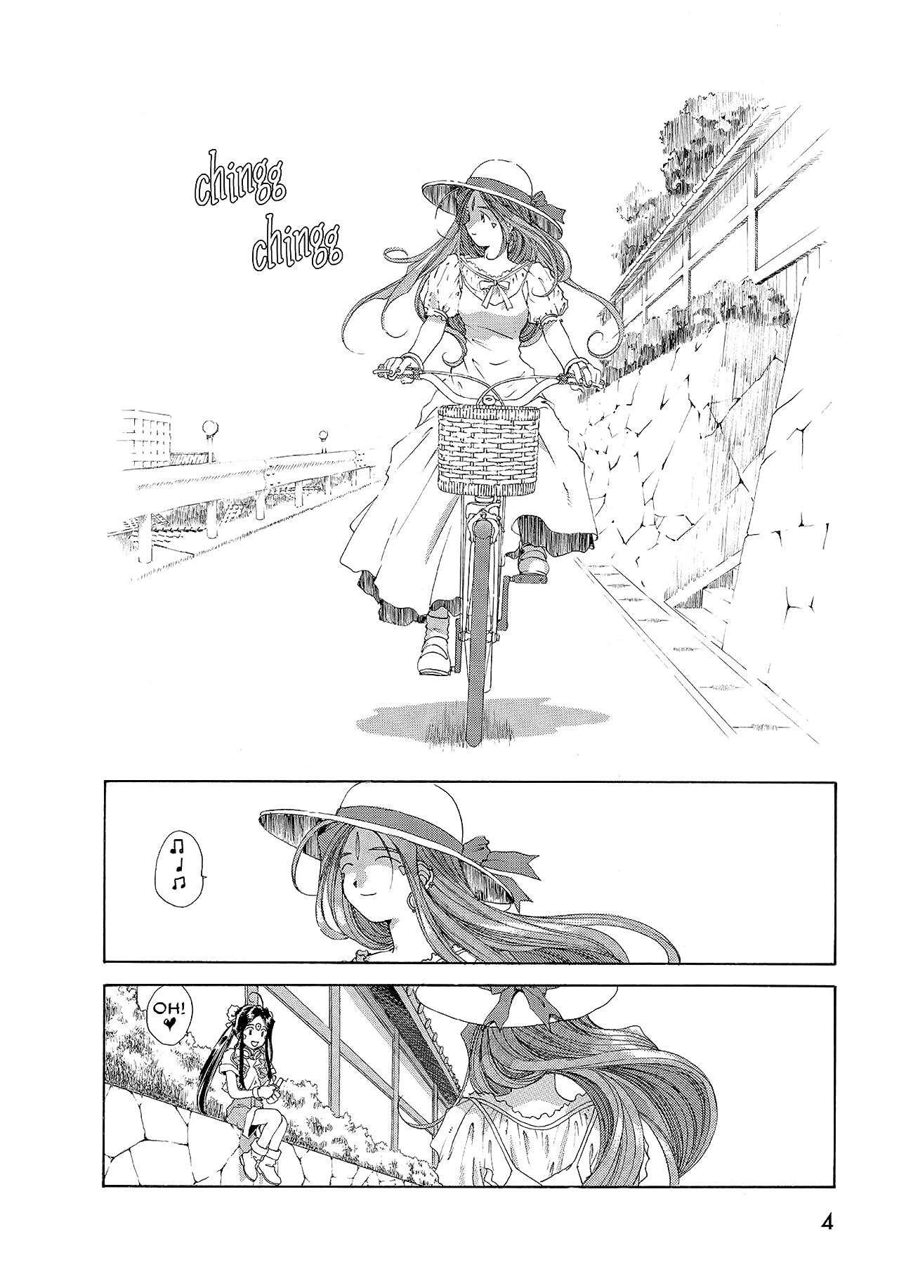 Oh My Goddess! Vol. 13