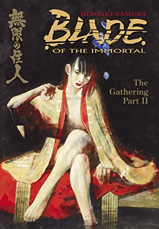 Blade of the Immortal Tome 9