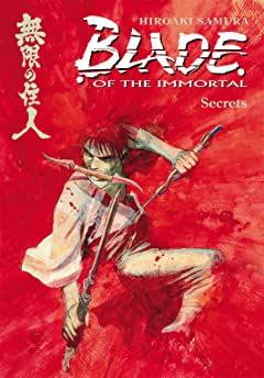 Blade of the Immortal Tome 10