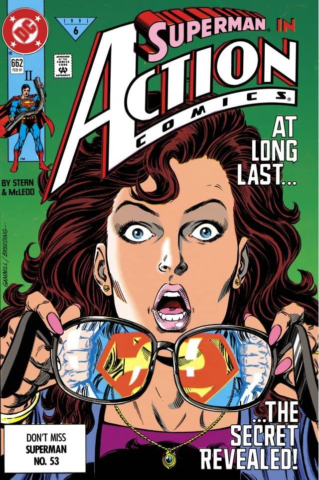 Action Comics (1938-2011) No.662