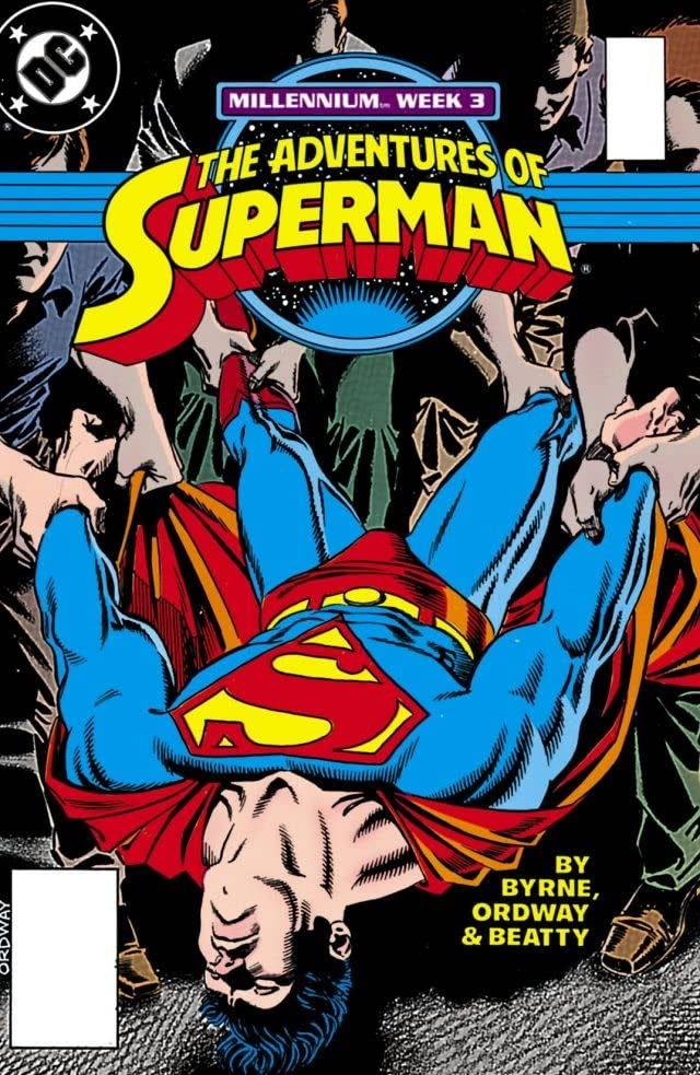 Adventures of Superman (1986-2006) #436