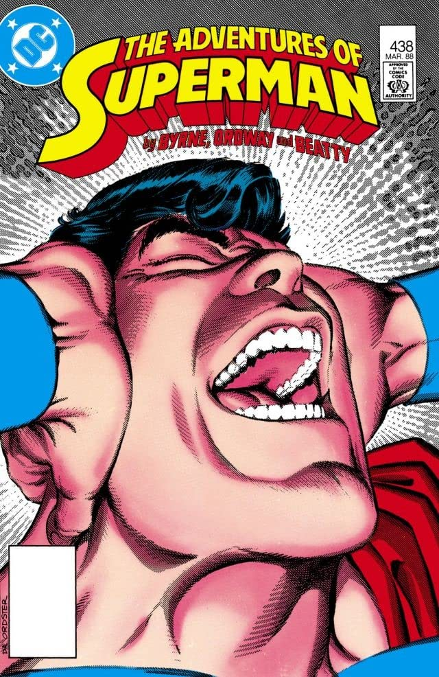 Adventures of Superman (1986-2006) #438