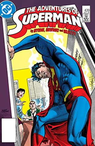 Adventures of Superman (1986-2006) #439