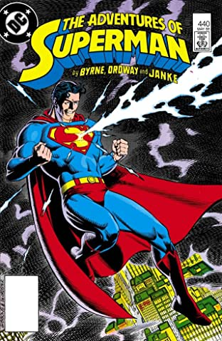 Adventures of Superman (1986-2006) No.440