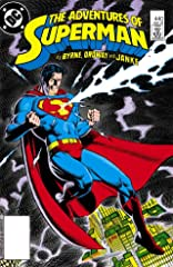 Adventures of Superman (1986-2006) #440