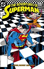 Adventures of Superman (1986-2006) #441