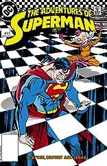 Adventures of Superman (1986-2006) #441