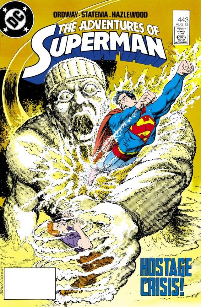 Adventures of Superman (1986-2006) #443