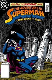 Adventures of Superman (1986-2006) #444