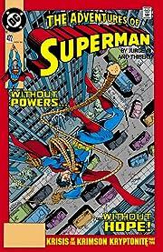 Adventures of Superman (1986-2006) #472