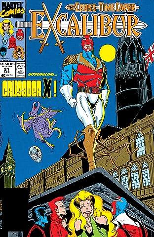 Excalibur (1988-1998) #21