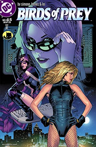 Birds of Prey (1999-2009) #65