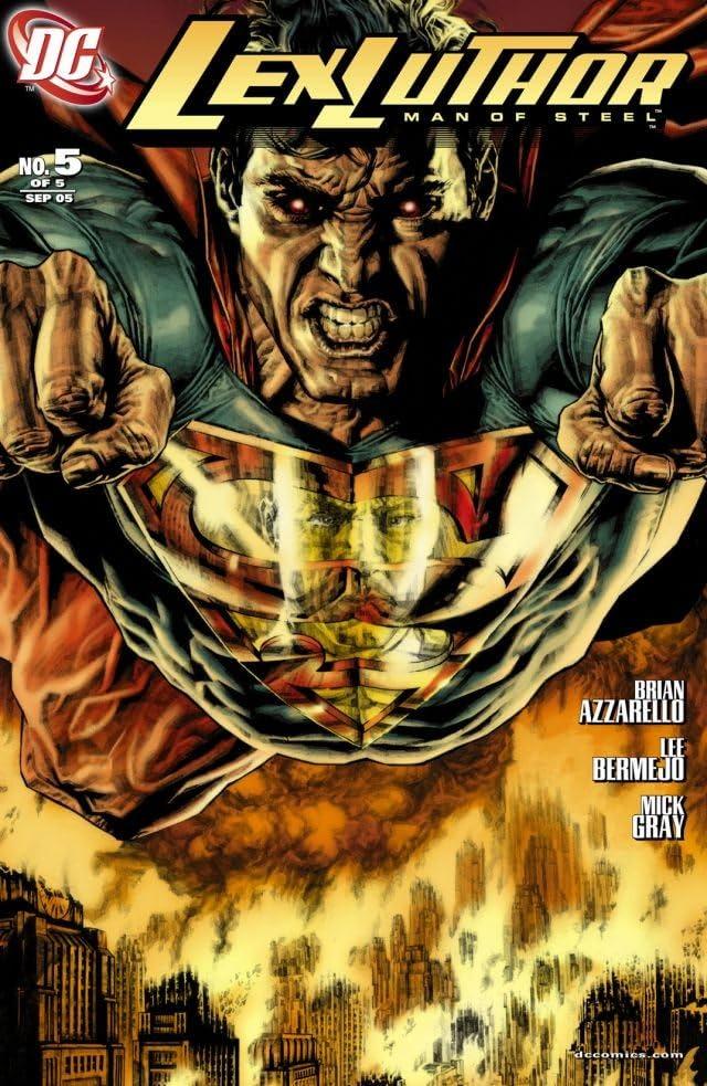 Lex Luthor: Man of Steel #5