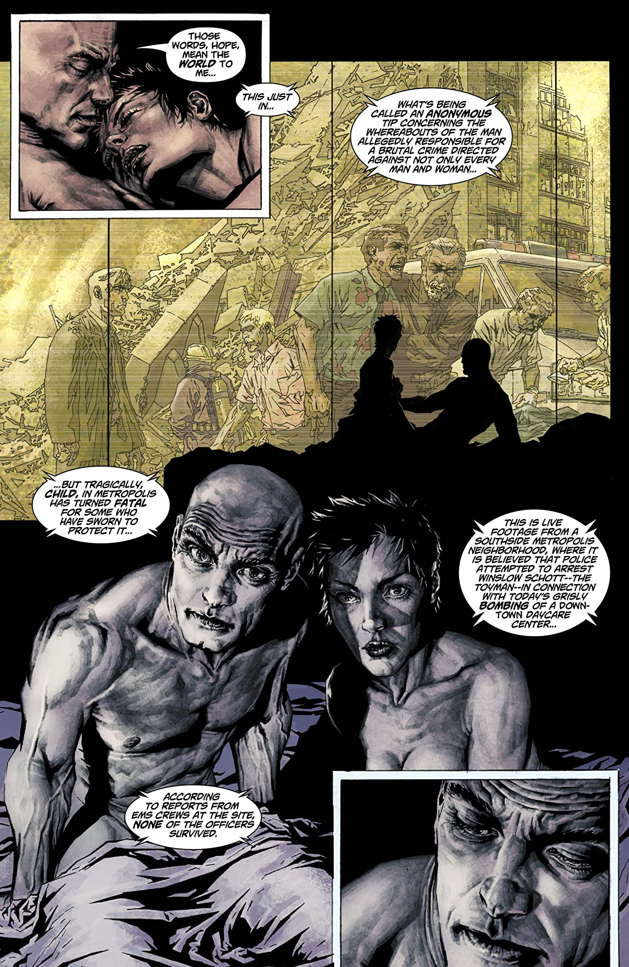 Lex Luthor: Man of Steel #5 (of 5)